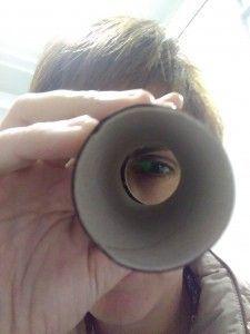ojo dominante
